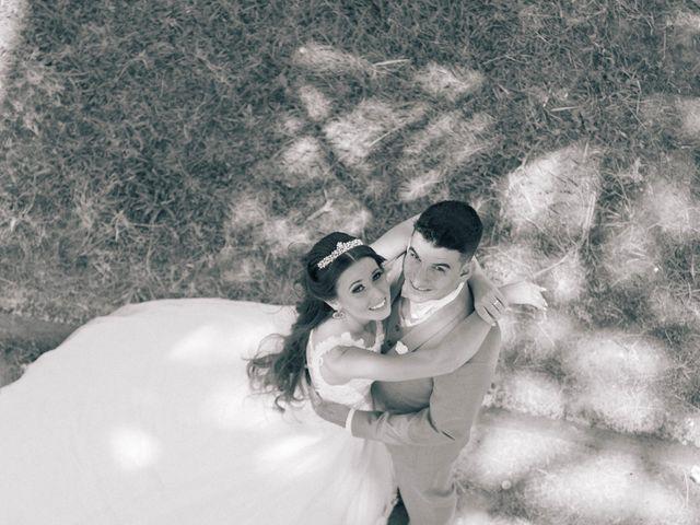 O casamento de Ana Paula e Andrei