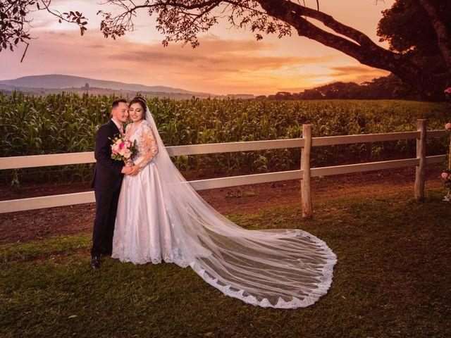 O casamento de Mariana e Alandre