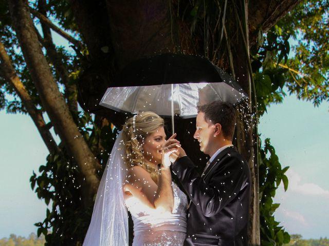 O casamento de Cristiano e Larissa em Paraguaçu, Minas Gerais 1