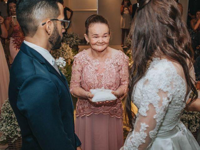 O casamento de Lusielson e Elaine em João Pessoa, Paraíba 15