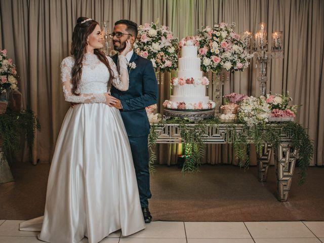 O casamento de Lusielson e Elaine em João Pessoa, Paraíba 17