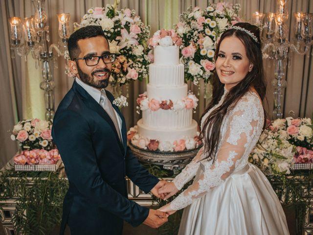 O casamento de Lusielson e Elaine em João Pessoa, Paraíba 18