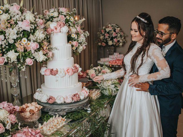 O casamento de Lusielson e Elaine em João Pessoa, Paraíba 20