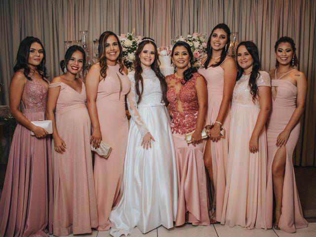 O casamento de Lusielson e Elaine em João Pessoa, Paraíba 22