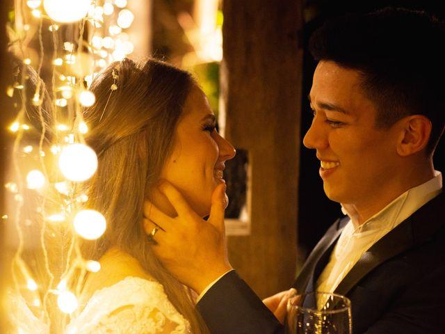O casamento de Allana e Willian