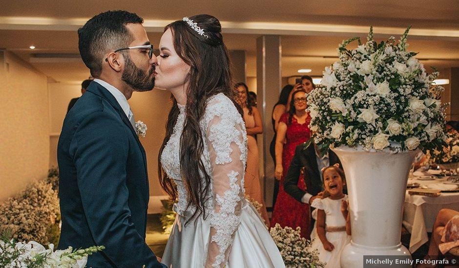 O casamento de Lusielson e Elaine em João Pessoa, Paraíba