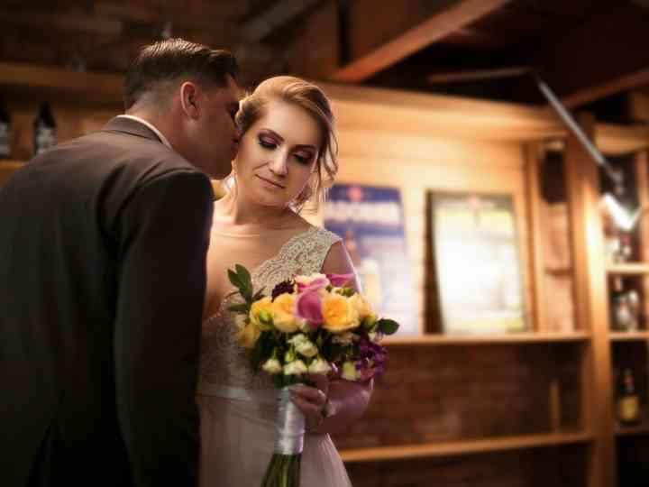 O casamento de Luisa e Richard