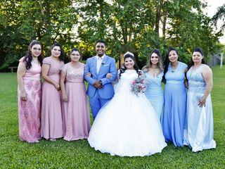 O casamento de Karine e Heriko 1