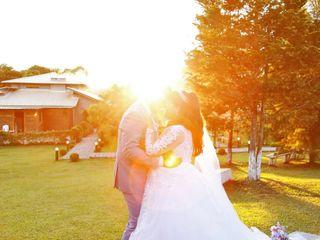 O casamento de Karine e Heriko 3