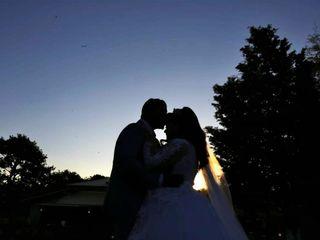 O casamento de Karine e Heriko