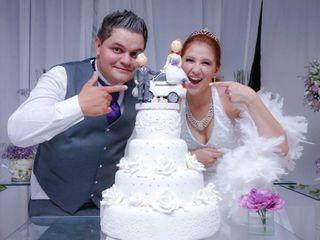 O casamento de Bianca e Armando