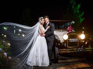 O casamento de Katline e Aguinaldo