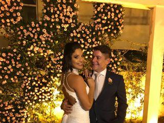 O casamento de Alana Soriano  e Rodrigo Soriano