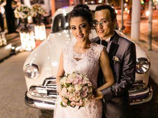 O casamento de Jacque e Alex