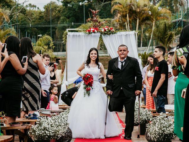 O casamento de Vinicius Pereira  e Julia Pereira em Vargem Grande Paulista, São Paulo 7