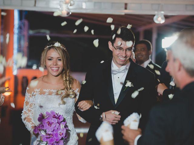 O casamento de Carla e Thiago