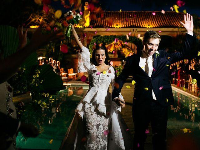 O casamento de Ana Luiza e Jordan