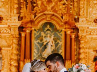 O casamento de Maria Clara e Max