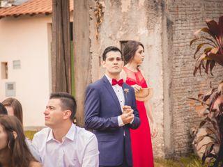 O casamento de Larissa e Maikon 2