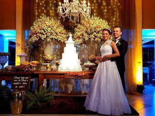 O casamento de Caio Cesar e Julie da Cruz