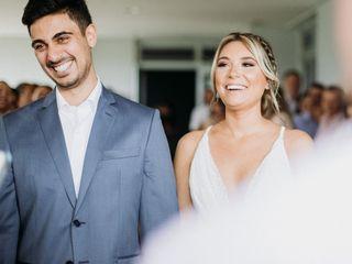 O casamento de Carol e Mauricio