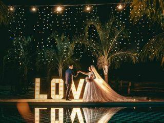 O casamento de Eunucio  e Adma 1