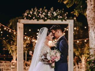 O casamento de Eunucio  e Adma 2