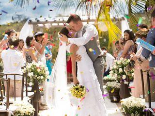 O casamento de Mariana e Julian