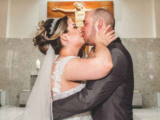 O casamento de Camilla e Danilo