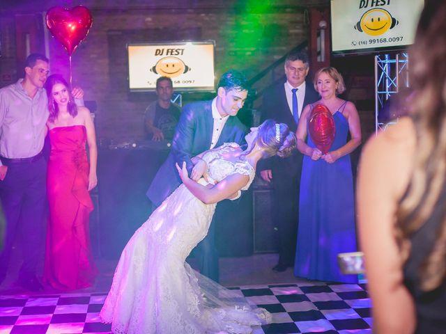 O casamento de Larissa e Maikon