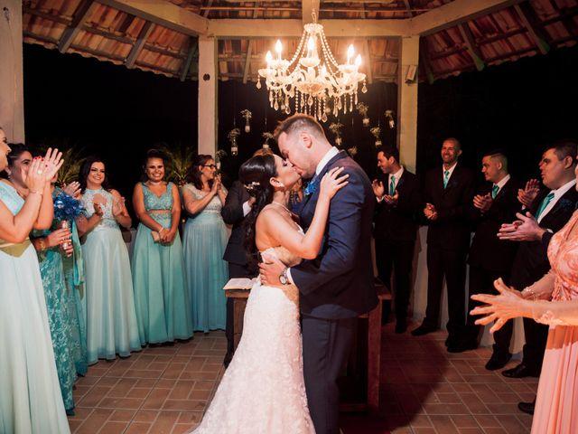 O casamento de Barbara e Vinícius