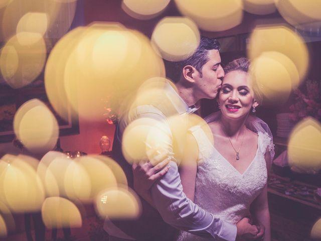 O casamento de Iris e Hugo
