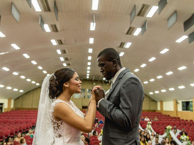 O casamento de Luisa e Willan