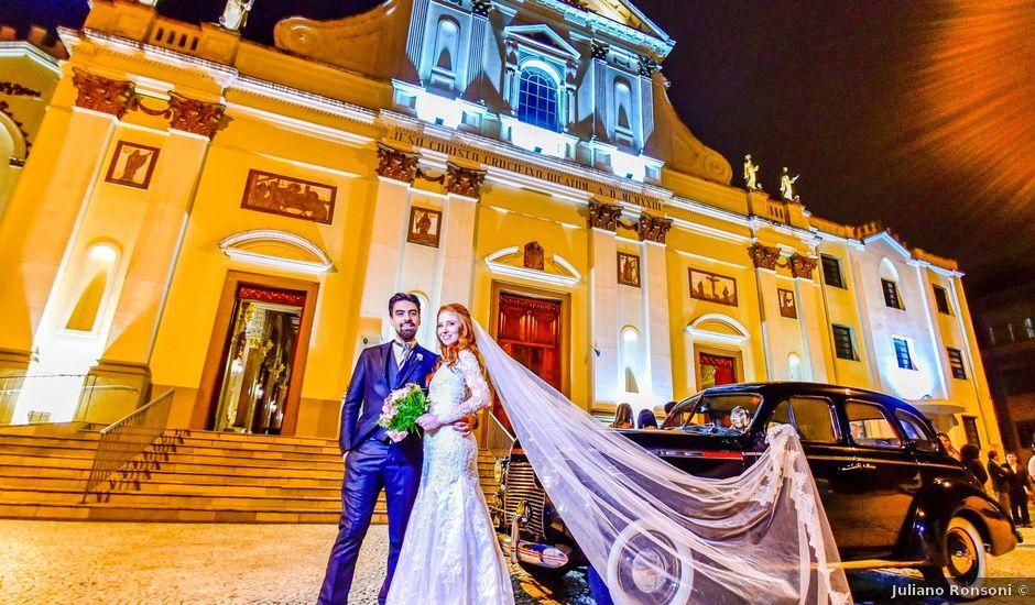 O casamento de Marcelo e Renata em São Paulo, São Paulo