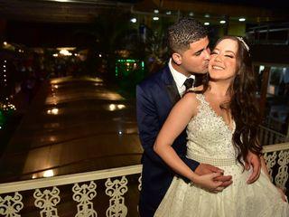 O casamento de Elisa e Felipe