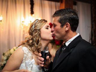 O casamento de Claudia e Jadir