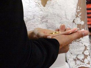 O casamento de Viviana e Markson