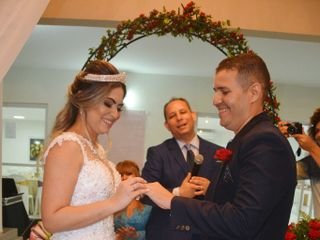 O casamento de Herika e Marconi 3