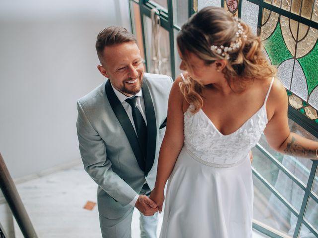 O casamento de Amanda e Lauro