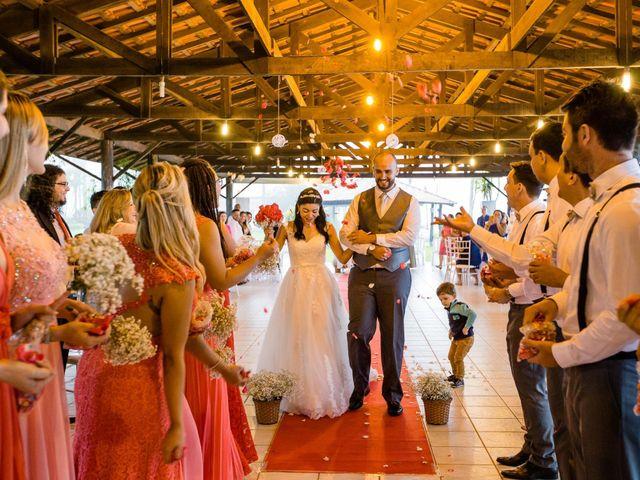 O casamento de Tatiana e Giovanni
