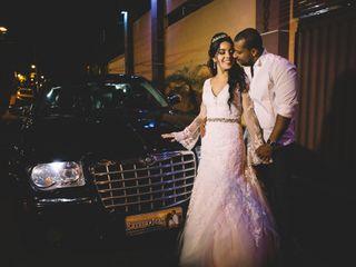 O casamento de Rayssa e Jean 1