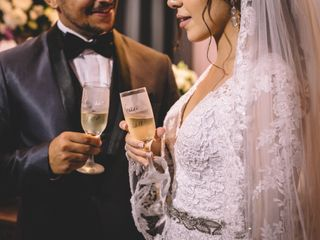 O casamento de Rayssa e Jean