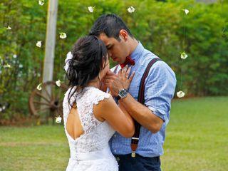 O casamento de Andreia e Lucas 1