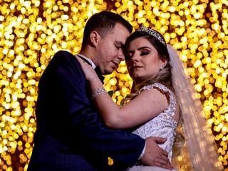 O casamento de Bárbara e Leonardo