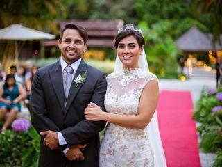 O casamento de Daniele e Thiago 3