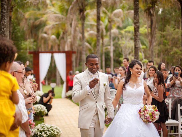 O casamento de Roberta e Assis
