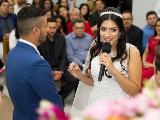 O casamento de Miriane e Jonathan