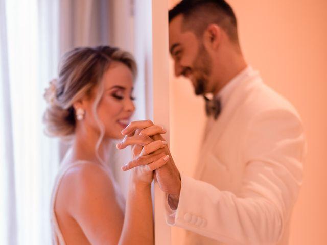 O casamento de Leandro e Thays em Campo Grande, Mato Grosso do Sul 23