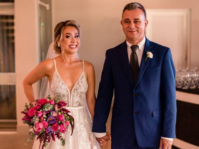 O casamento de Leandro e Thays em Campo Grande, Mato Grosso do Sul 27