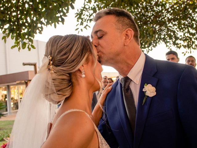 O casamento de Leandro e Thays em Campo Grande, Mato Grosso do Sul 31